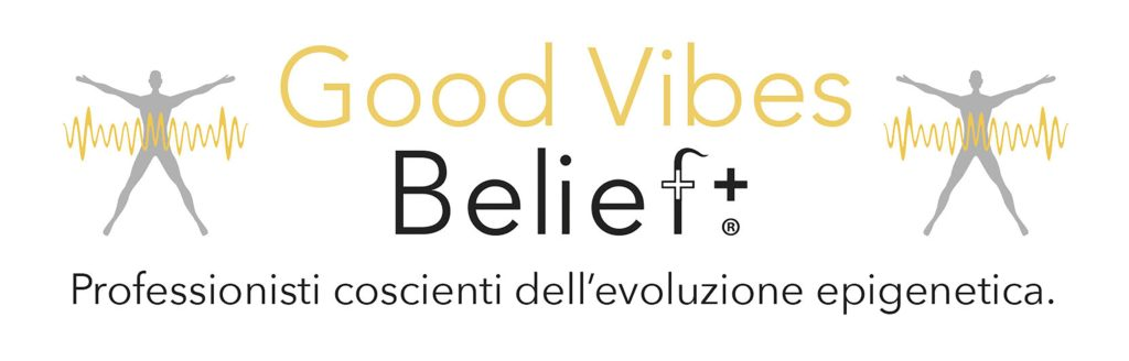 Logo belief Good Vibes